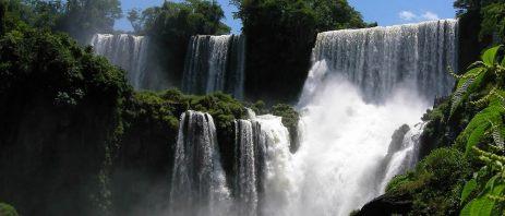 Olumirin waterfalls, Osun state