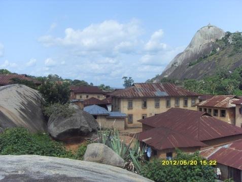 Somorika hills, Edo state