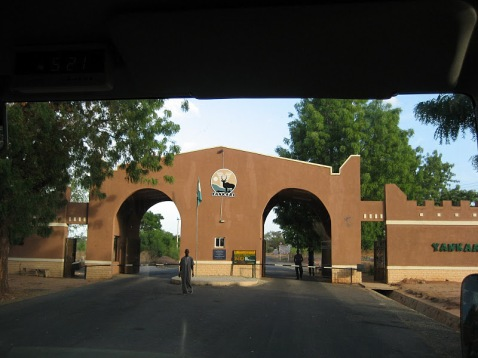 Yankari Game Reserve, Bauchi state