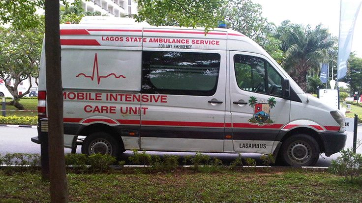 LASG ambulance