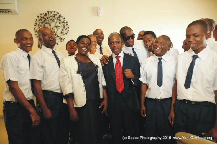 yemi-osinbajo visits Bethesda home for the blind